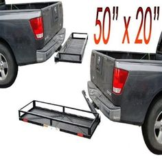 Rear Hitch Rack With Rod Holders Boogity Boogity Boogity Let S Go