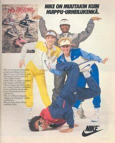 Nike 1985 Advertisement