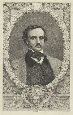10/7/1849-Master Poet and legendary Macabre story teller Mr. Edgar Allan Poe was found dead on this date. To this day his death remains a mystery, even the man himself would ironically admire.   He was only 40 years old!