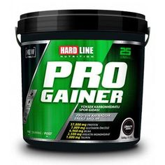 Hardline Progainer 5000 gr Mass Gainer, Whey Protein, Fitspo, Istanbul, Nutrition, Pure Products, Fitness, Food, Room Ideas