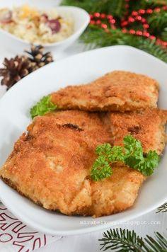 Polish Christmas, Karp, Vegan Ramen, Polish Recipes, Ramen Noodles, Fish Dishes, Salmon Burgers, Hot Dogs, Chicken