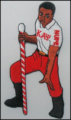 Kappa Alpha Psi Fraternity Patches - Sew-on or iron-on Fraternity Gifts, Kappa Alpha Psi Fraternity, Divine Nine, Spiderman, Patches, Sewing, Greek, Embroidered Patch, Fictional Characters