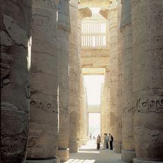Asyut, Asyut, Egypt - Temple of Karnak