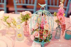 lindos tons de rosa e azul