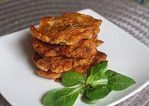 Žampionoví rarášci Snack Recipes, Snacks, Cauliflower, Pancakes, Chips, Vegetables, Breakfast, Treats, Diet