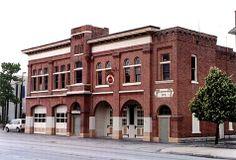 Fort Wayne, Indiana - Engine House #3