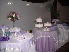 lilas...para casamento -