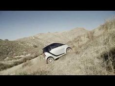 Funny Video : Smart Car Goes 4 Wheeling!!! - YouTube