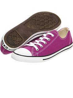 online retailer 3a2f7 88af0 Converse at Zappos. Free shipping, free returns, more happiness! Purple  Converse,