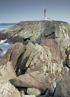 Lighthouse - Yarmouth, Nova Scotia, Canada
