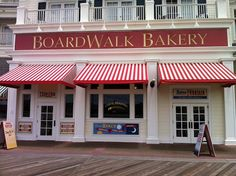 Boardwalk Bakery Menu ... and you can check out menus to other restaurants, too!