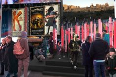 Gallery of Winning Times Square Valentine's Day Installation Will Celebrate NYC's Immigrants - 2