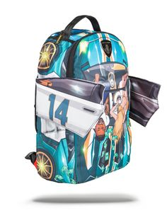 Jarvis Landry #14 Lambo Backpack | Sprayground Backpacks, Bags, and Accessories