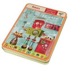 My kids are OBSESSED with magnet toys! We need to invest in some more like this for travel/church/quiet/etc bags!