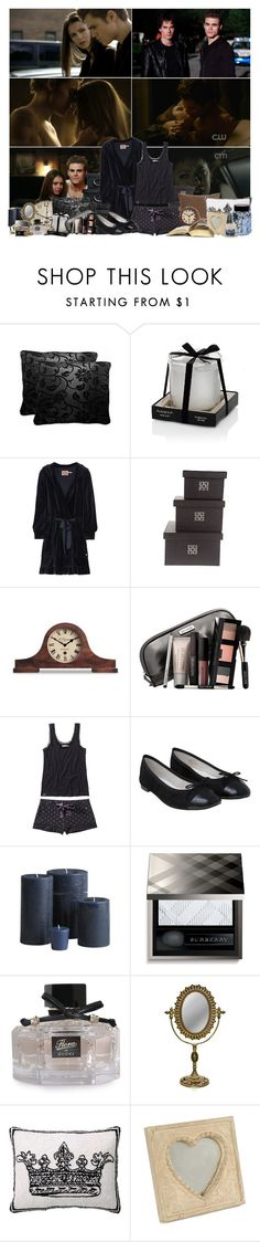 """""""The Vampire Diaries 1x10:The Turning point"""" by elenadobrev90 ❤ liked on Polyvore featuring AND 1, Guide London, Episode, Juicy Couture, Laura Mercier, Repetto, Pier 1 Imports, Burberry and Gucci"""