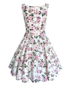 Little Wings Factory - Rosy Posy Audrey Dress, £38.00 (http://www.littlewingsfactory.com/rosy-posy-audrey-dress/)