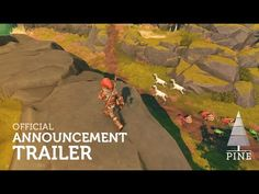 PINE Announcement Trailer