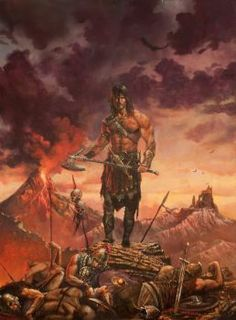 Conan by Nordheimer