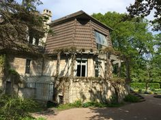 Weimar Haus hohe Pappeln / Wohnhaus von Henry van de Velde