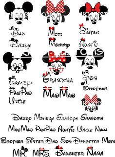 Disney shirts for family, disney family, family shirts, disney ears, disney mickey Disney Diy, Disney Crafts, Cute Disney, Disney Mickey, Disney Ears, Mickey Mouse, Disney Shirts For Family, Disney Family, Family Shirts