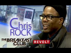 Chris Rock Interview at The Breakfast Club Power 105.1 (12/08/2014)