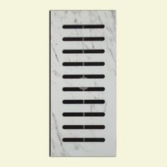 Finally a Floor Vent Register cover that matches your tile floor perfectly. Each Vent Register is made from the specific floor tile model you've selected and designed to lay flush with your Floor Vent, Tile Floor, Mosaic Wall Tiles, Mosaic Glass, Wall Vent Covers, Vent Registers, Cove Base, Tile Edge, Tile Manufacturers