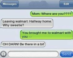 Funniest text message joke dialogue. For more funny jokes images visit www.bestfunnyjokes4u.com/