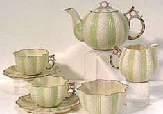 Rare 5 o'clock Tea Set