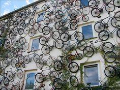 Bikes by ilurch, via Flickr