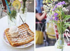 Luloveshandmade: Favorite Restaurants and Cafes: Lu Loves Glücklich am Park