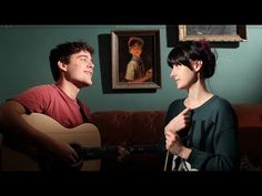 ▶ You Was - Rusty Clanton and Tessa Violet - YouTube Just about the sweetest thing on youtube right now. I'm such a fan of Tessa Violet.