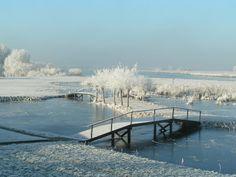 Nieuw-beijerland, wintertime