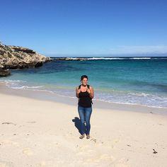 Lucky enough to visit some of the most amazing beaches in the world!  #rottnest #rottnestisland #wa #australia #wanderlust #travel #beach #beachlife #beachbum #beachday #ocean by triciajtucker http://ift.tt/1L5GqLp