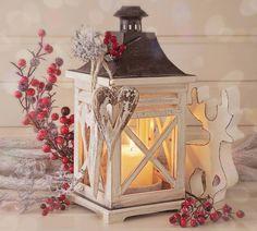 Bellezza e semplicità dell'Agrifoglio e Vischio nelle decorazioni Natalizie - Il blog italiano sullo Shabby Chic e non solo