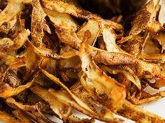 Knusprige Kartoffelschalen