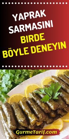 Yaprak Sarmasını Birde Bu Tarifle Deneyin – Pilav tarifi – The Most Practical and Easy Recipes Party Sandwiches, Mac And Cheese, Food And Drink, Pasta, Beef, Cooking, Recipes, Kitchens, Food