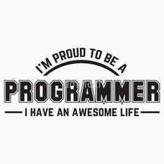 programmer #programmer #programming #coder #coding #developer #webprogrammer #webdeveloper #webdevelopment #webprogramming #tshirt #fashion #redbubble