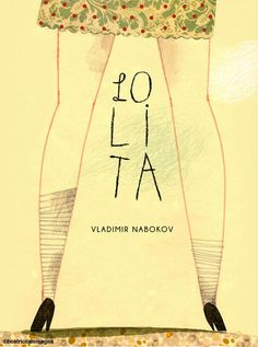 Cover for Lolita by Beatrice Alemagna