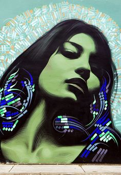 El Mac #street art # grafitti