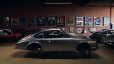 Magnus Walker: Porsche Customizer – Urban Outlaw Trailer