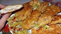 Chicken steak in potato batter / Culinary Universe Chicken Steak, Tandoori Chicken, Healthy Diet Recipes, Cooking Recipes, Czech Recipes, Ethnic Recipes, 20 Minutes, Chicken Cutlets, Home Food