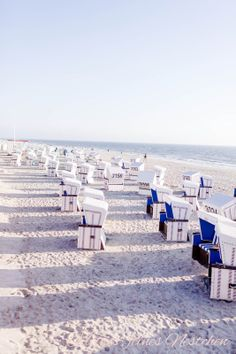 Westerland on the Island of Sylt, North sea - Germany