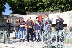 """Fotogallery """"71° anniversario della Liberazione d'Italia (25 aprile 2016)"""" - http://www.gussagonews.it/fotogallery-71-anniversario-liberazione-italia-25-aprile-2016/"""