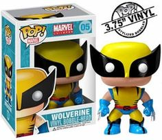 Funko POP! Marvel Vinyl Figure Wolverine