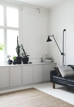 Living Room Ikea Storage for Home - Home Design and Interior Wall Cabinets Living Room, Ikea Kitchen Cabinets, Storage Cabinets, Built In Cabinets, Kitchen Doors, Cupboard Doors, Kitchen Furniture, Home Living Room, Living Room Designs