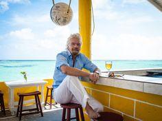 8 tips for living your best life -  Richard Branson