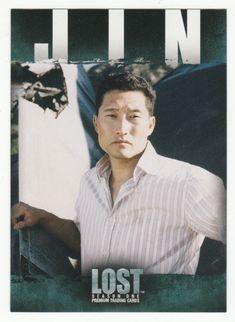 Lost - Season 1 # 73 Jin-Soo Kwon: Isolated - Inkworks - 2005
