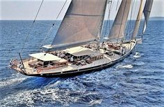 """Sailing Ship """"Athos"""""""