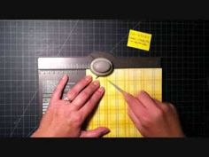 ▶ Candy Bar Packaging using Envelope Punch Board - YouTube