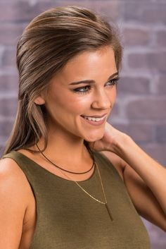 """New Flame Choker Necklace, Black "" #newarrivals #shopthemint"